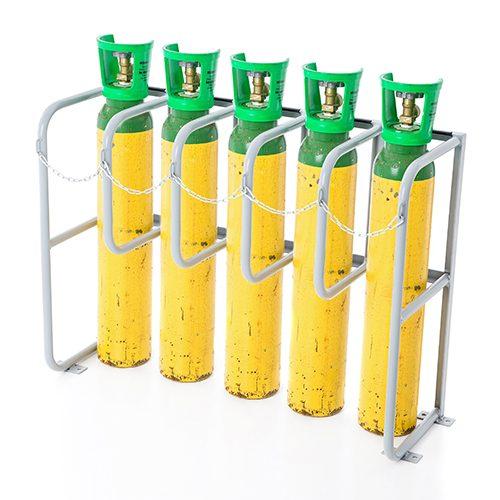 Cylinder Stalls for 10 Cyls